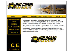 Holcomb Bus Service Inc