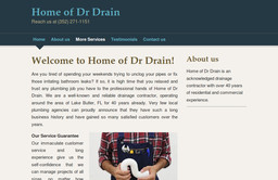 Home of Dr Drain