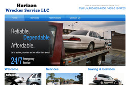 Horizon Wrecker Service LLC