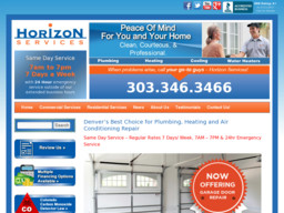 Horizon Services Plumbing Heating and Air
