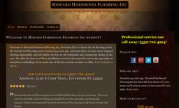 Howard Hardwood Flooring Inc