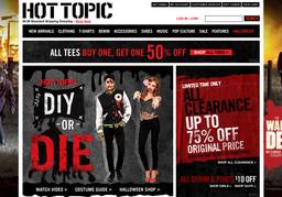 Hot Topic Inc