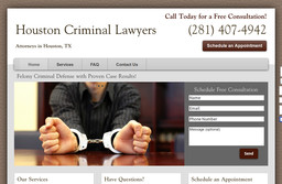Houston Criminal Lawyers