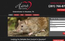 Hart Pest Control