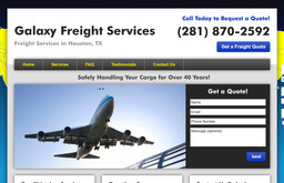 Galaxy Freight Services