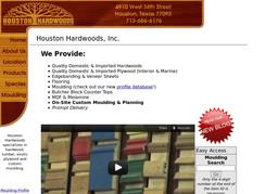 Houston Metro Hardwoods