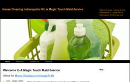 A Magic Touch Maid Service