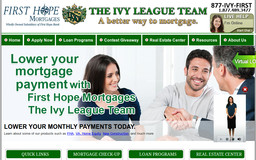 Ivy League Mortgage