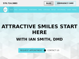 Ian Smith, DMD