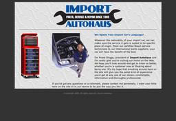 Import Autohaus