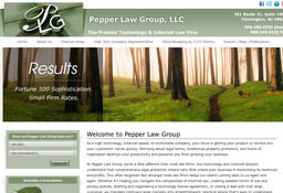 Pepper Legal Consulting Group - LLC