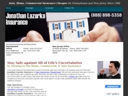 Jonathan Lazorko Insurance