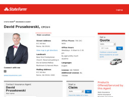 David Prusakowski State Farm Insurance