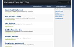 Iowa Business Machines Inc