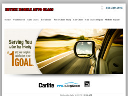 Irvine Mobile Auto Glass