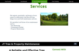 JT Tree & Property Maintenance