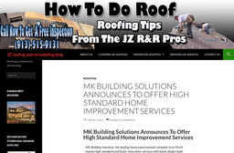 Jz Roofing Michigan