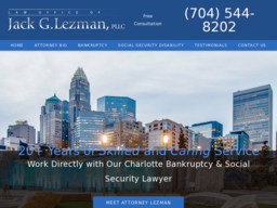 Law Office of Jack G. Lezman, PLLC