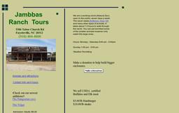 Jambbas Ranch Tours Inc
