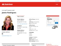 Jamie Rodrigues State Farm Insurance