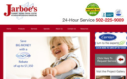 Jarboe's Plumbing Heating and Cooling