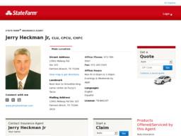 Jerry Heckman State Farm Insurance