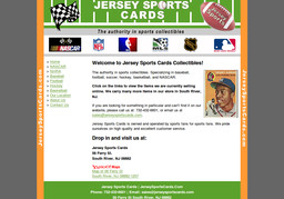Jersey Sports Cards N Collectibles Llp