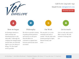 Jet Envelope Inc