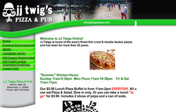 JJ Twigs Pizza & Pub - Lake Zurich
