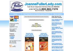 Fuller Brush Joanne Rice Ind Distributor
