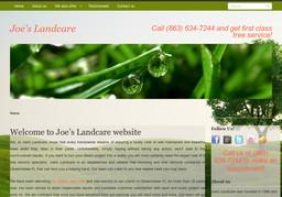 Joe's Landcare