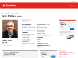 John Philips State Farm Insurance