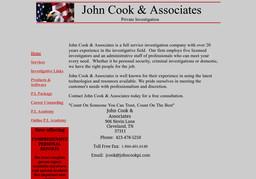 John Cook & Associates