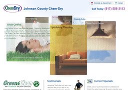 Johnson County Chem Dry On Westhill Dr In Cleburne Tx