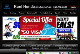 Burt Kuni Honda