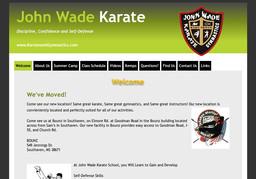 John Wade's Karate and Gymnastics