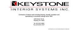 Keystone Interior Systems Inc