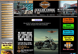 Killer Creek Harley - Davidson