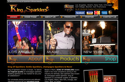 King Of Sparklers On West Ave In Miami Beach Fl 305 308