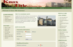 Knox Title Insurance Inc