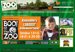 Knoxville City Government - Parks & Recreation - Knoxville Zoological Gar
