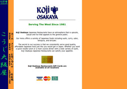 Koji Osakaya Inc