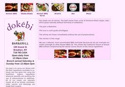 Dokebi Bar & Grill