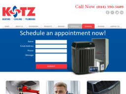 Kotz Heating, Cooling and Plumbing