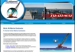 Kremer & Son Marine Contractors - LLC