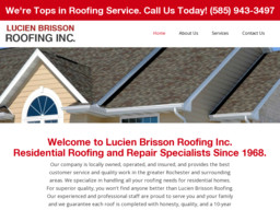Lucien Brisson Roofing