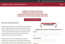 Lubbock Carpet Cleaning Service In Lubbock Tx 806 853