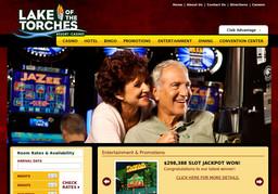 Lake of The Torches Resort Casino