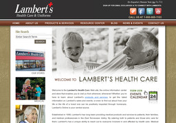 Lambert's Health Care - North