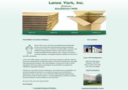Lanco York Inc